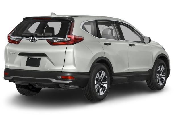 New 2021 Honda CRV LX full