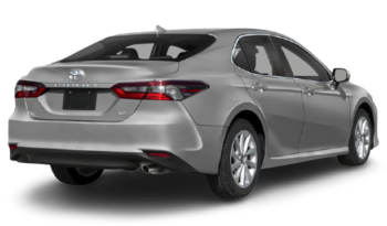 New 2021 TOYOTA CAMRY LE full