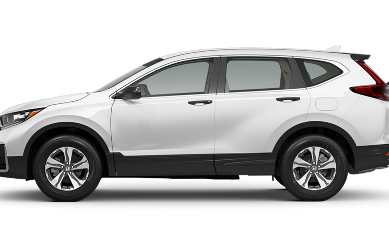 New Honda CRV LX full