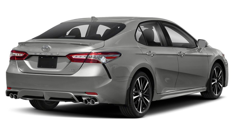 New 2019 TOYOTA CAMRY LE full