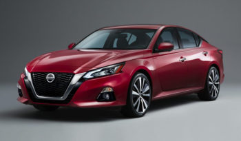 New 2020 Nissan Altima S full