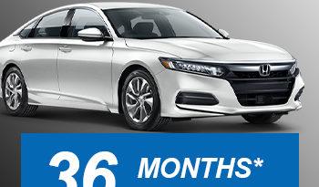 New 2018 Honda Accord full