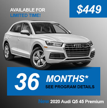 NEW 2020 Audi Q5 45 Premium