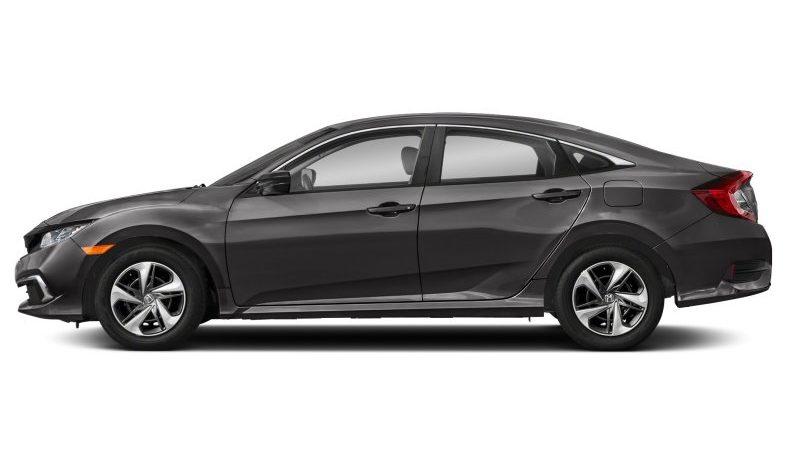 NEW 2020 Honda Civic LX full