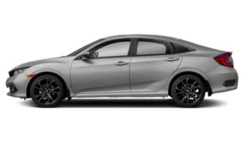 NEW 2020 Honda Civic Sport full