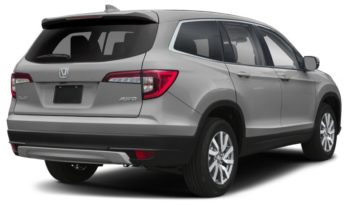NEW 2020 Honda Pilot EX full