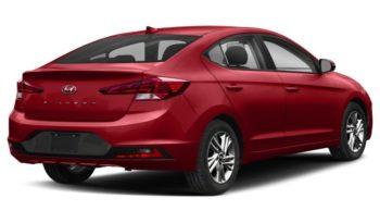 NEW 2020 Hyundai Elantra SE full