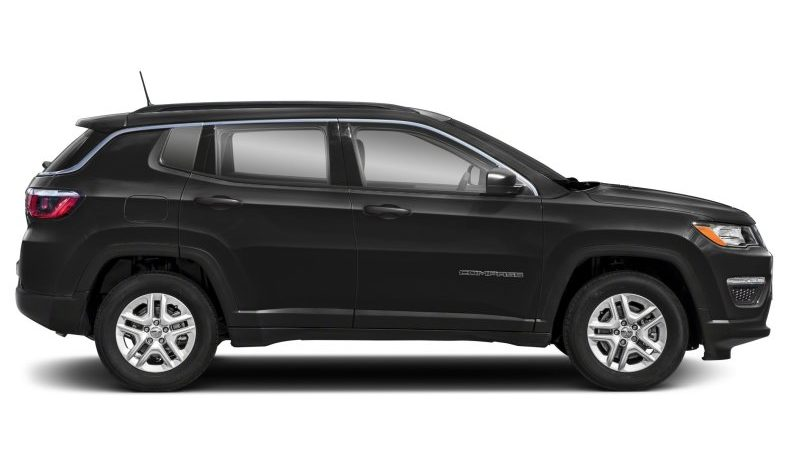 NEW 2021 Jeep Compass Latitude full