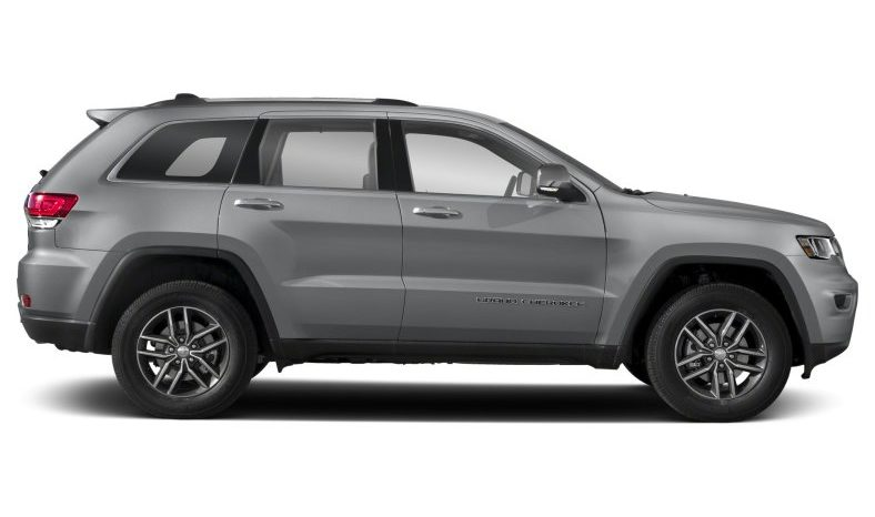 NEW 2021 Jeep Grand Cherokee Limited full