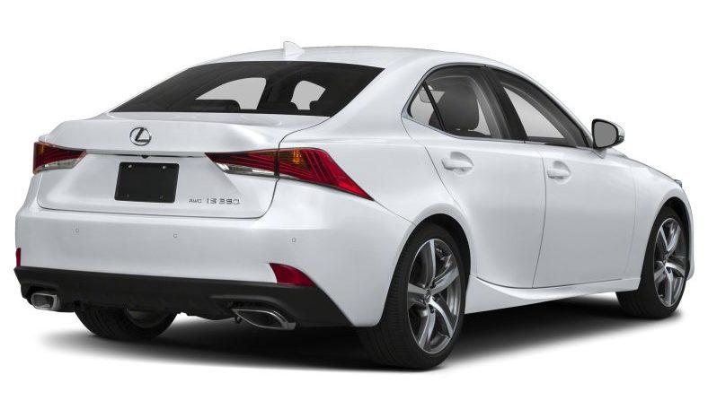 NEW 2020 Lexus IS350 F-Sport full