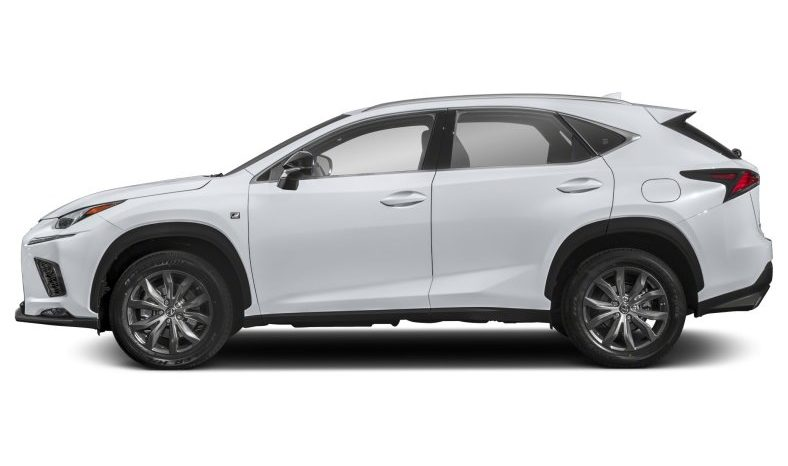 NEW 2020 Lexus NX 300 F Sport full