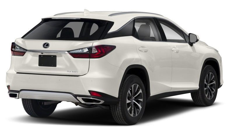 NEW 2020 Lexus RX-350 AWD full