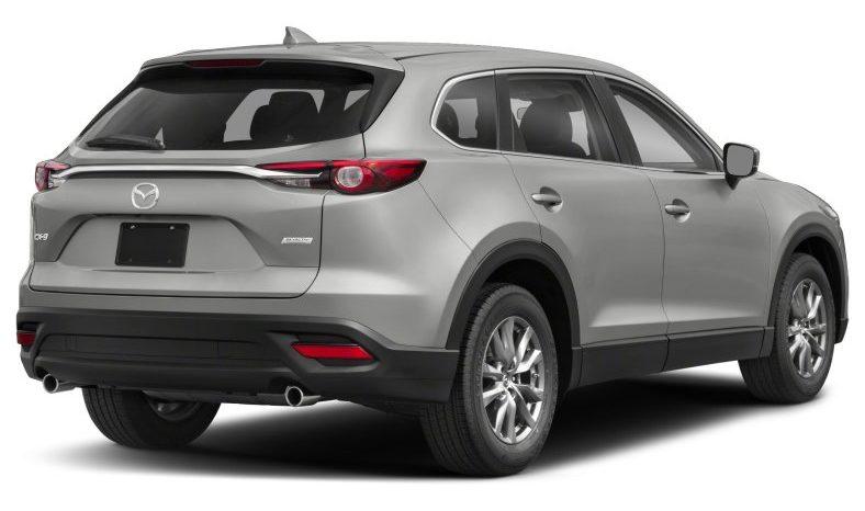 NEW 2020 MAZDA CX-9 SPORT full