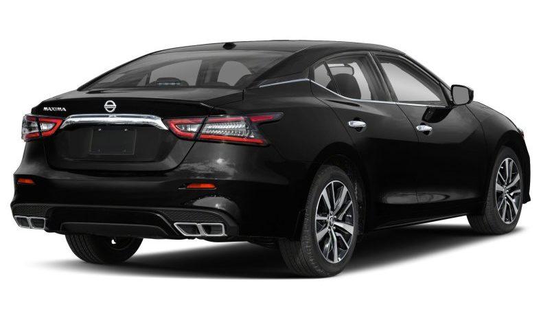 NEW 2021 Nissan Maxima SV full