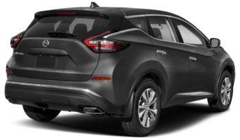 NEW 2020 Nissan Murano S AWD full