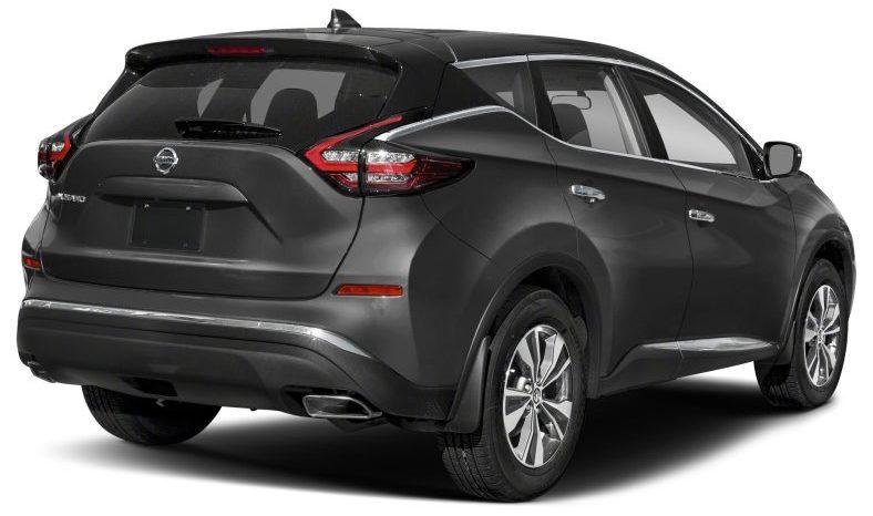 NEW 2021 Nissan Murano S AWD full
