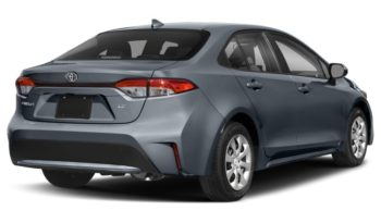 NEW 2021 Toyota Corolla SE full