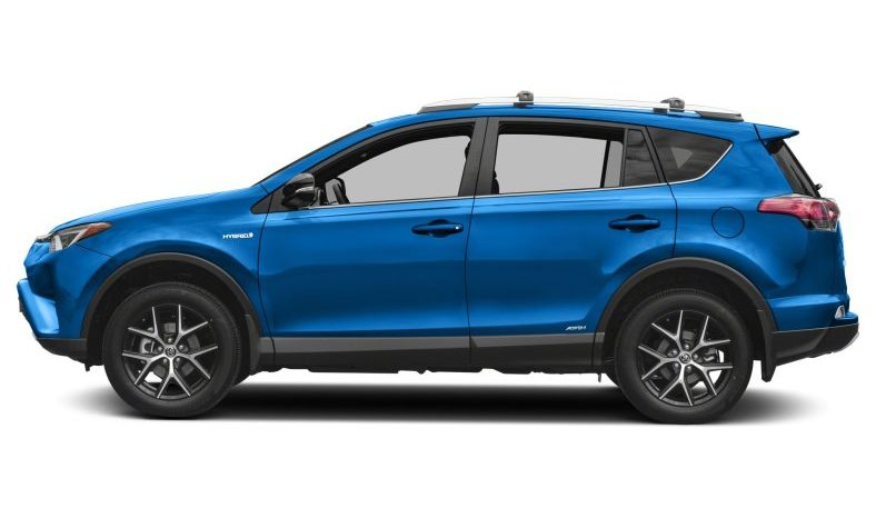 NEW 2020 Toyota RAV4 LE full