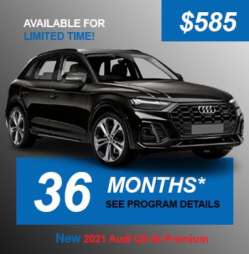 NEW 2021 Audi Q5 45 Premium