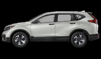 NEW 2021 Honda CRV-EX AWD full