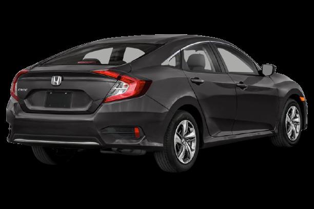 NEW 2021 Honda Civic LX full