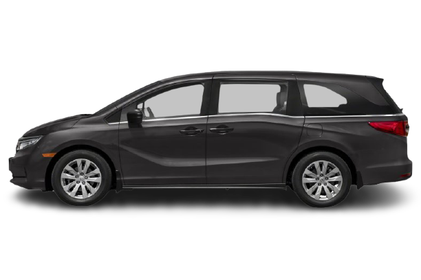 NEW 2021 Honda Odyssey EX-L full