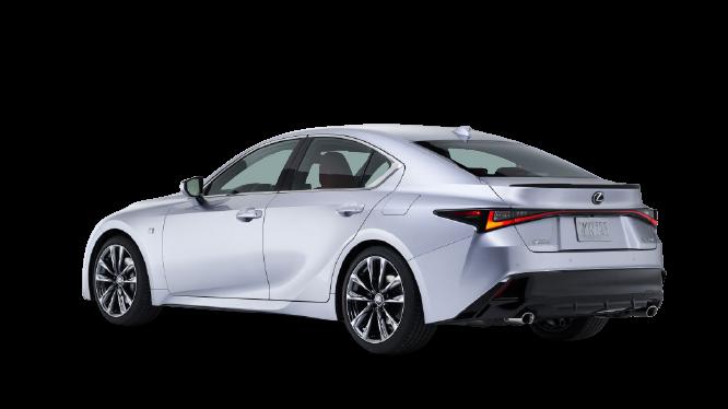 NEW 2021 Lexus IS350 F-Sport full