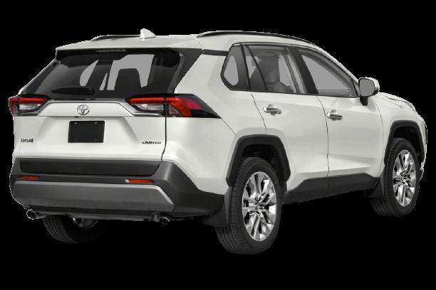NEW 2021 Toyota RAV4 LE full